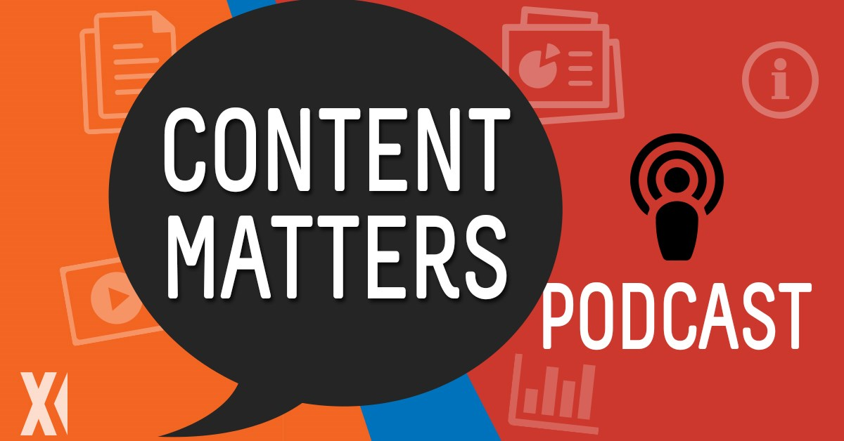 Content Matters Podcast Ingeniux