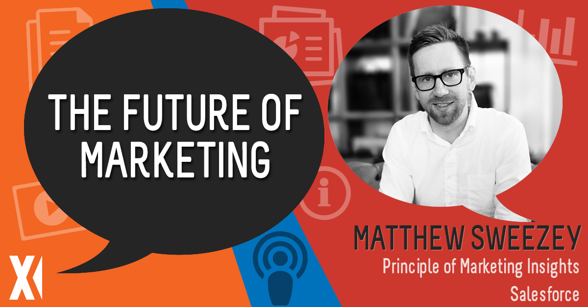 Matthew Sweezey of Salesforce Content Matters Podcast Interview