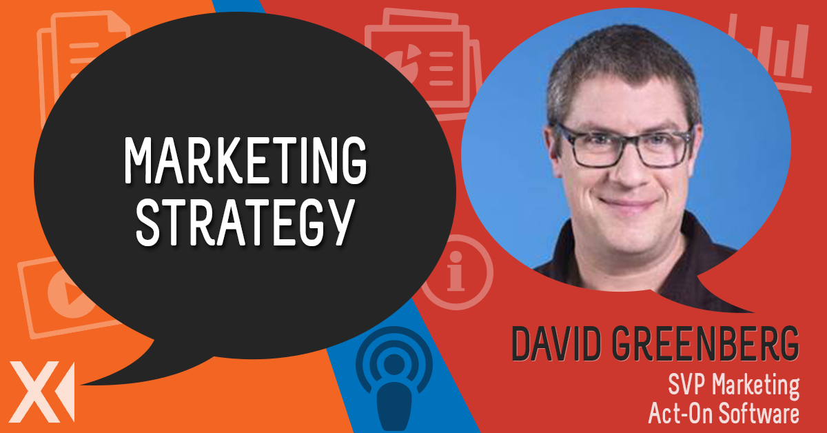 David Greenberg Discusses Marketing Strategy on the Content Matters Podcast
