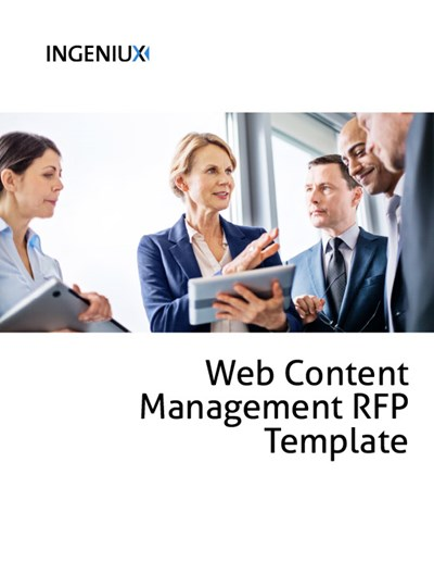 Web CMS Sample RFP Guide