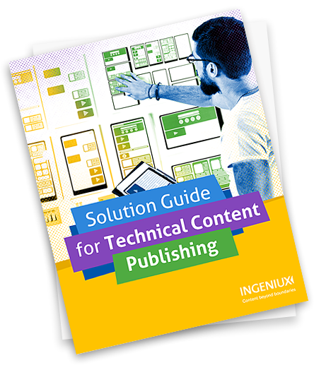 Solution Guide: Technical Content Publishing